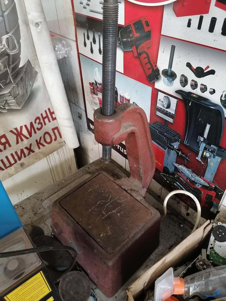 Вулканизатор модель 6134