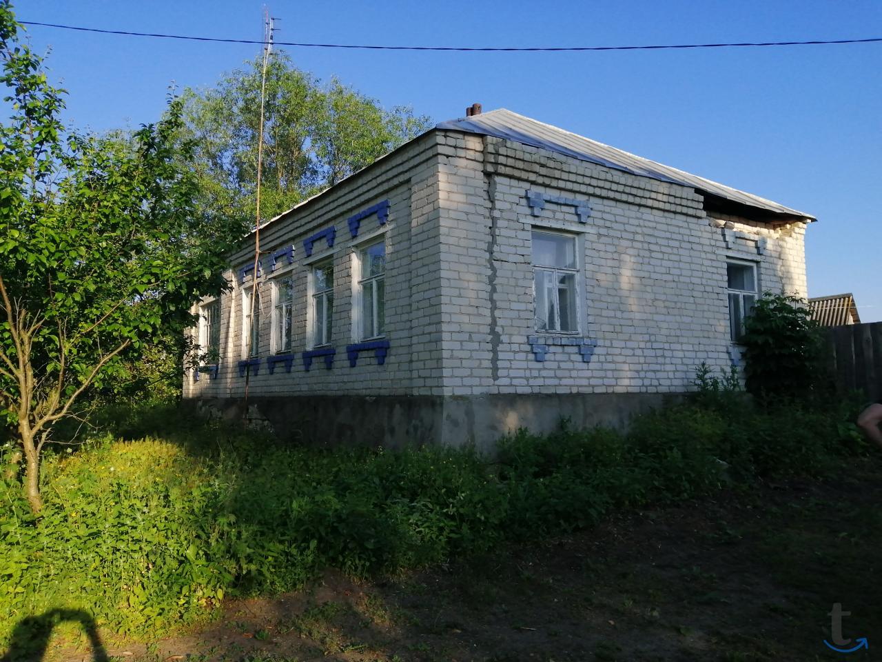 Продам дом на берегу реки в Ряза...
