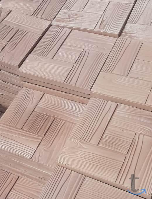 Тротуарная плитка (брусчатка) из...