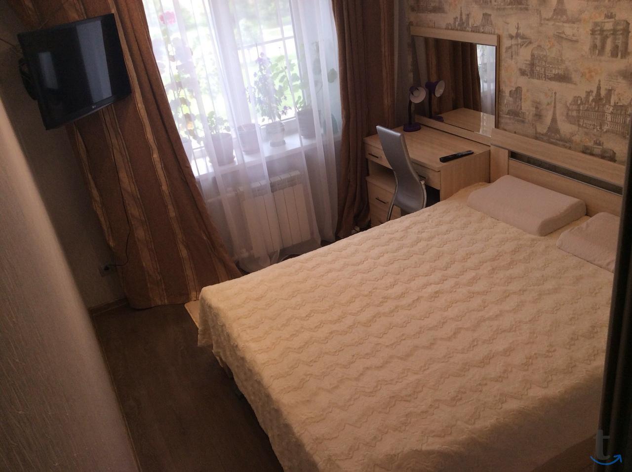 3-к квартира 60 м² на 4 этаже 5-...