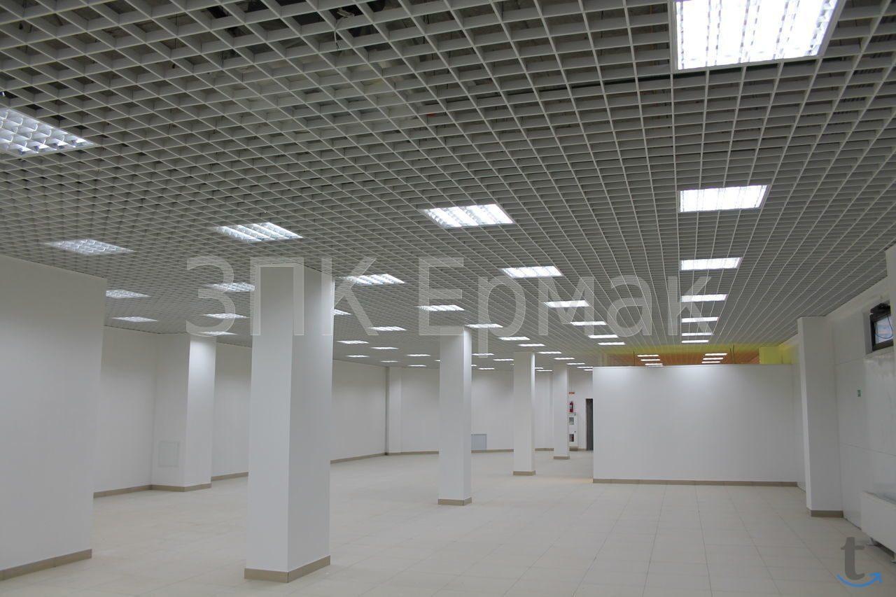 противопожарные подвесные потолки