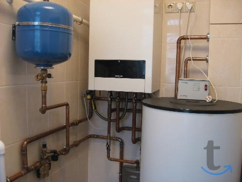 Монтаж отопления водоснабжения канализации(Ключ)