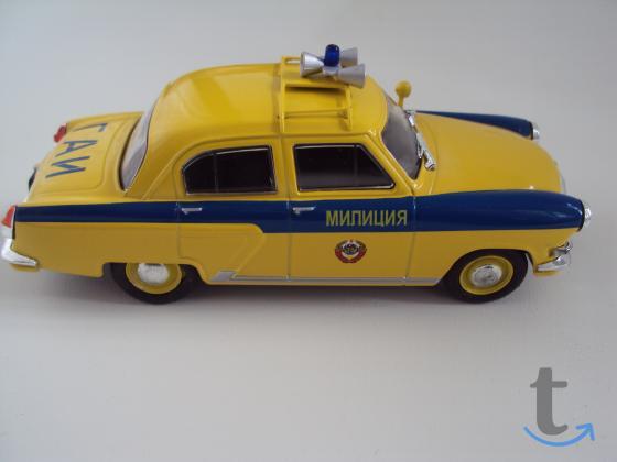 Автомобиль на службе №2 Газ-21Р...