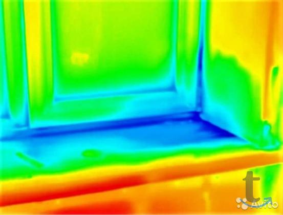 Тепловизионное обследование квар...