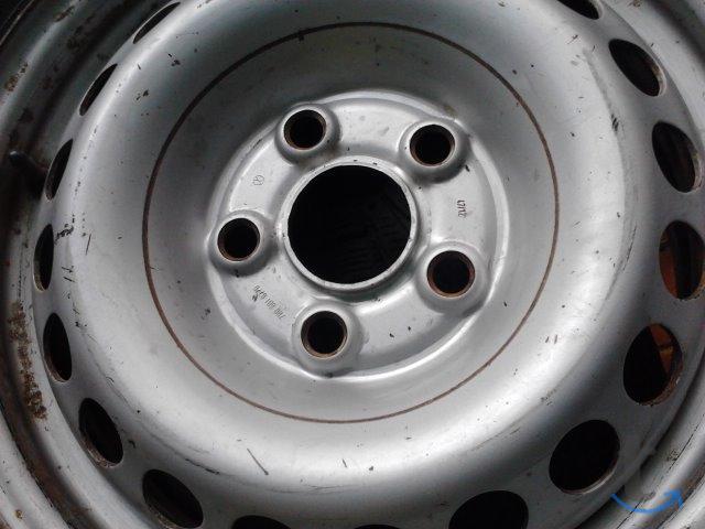 Диски стальные на VW Transporter...