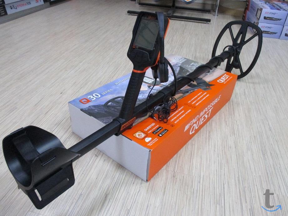 Металлодетектор Quest Q30