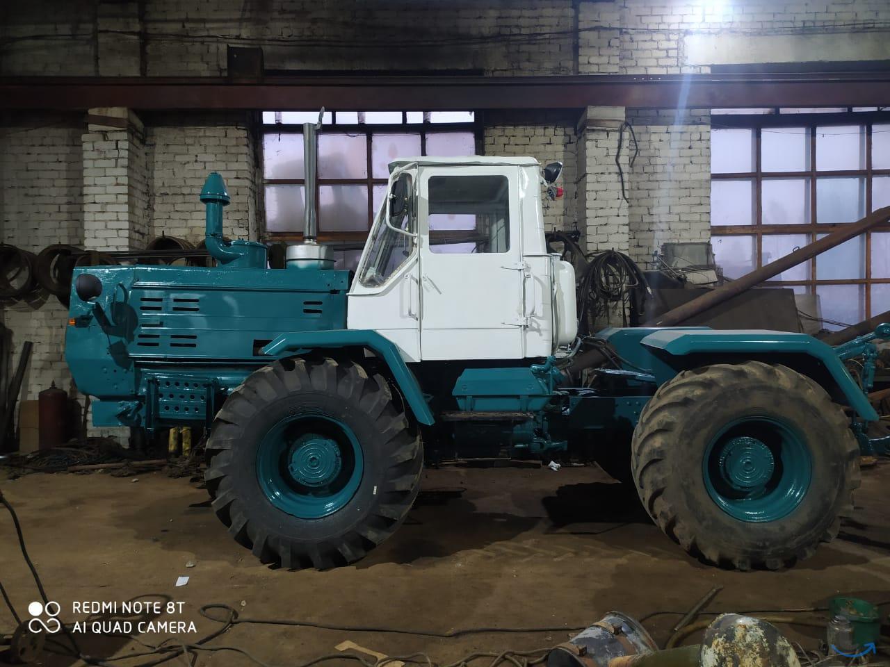 Трактор Хтз Т-150 Кр 2021г