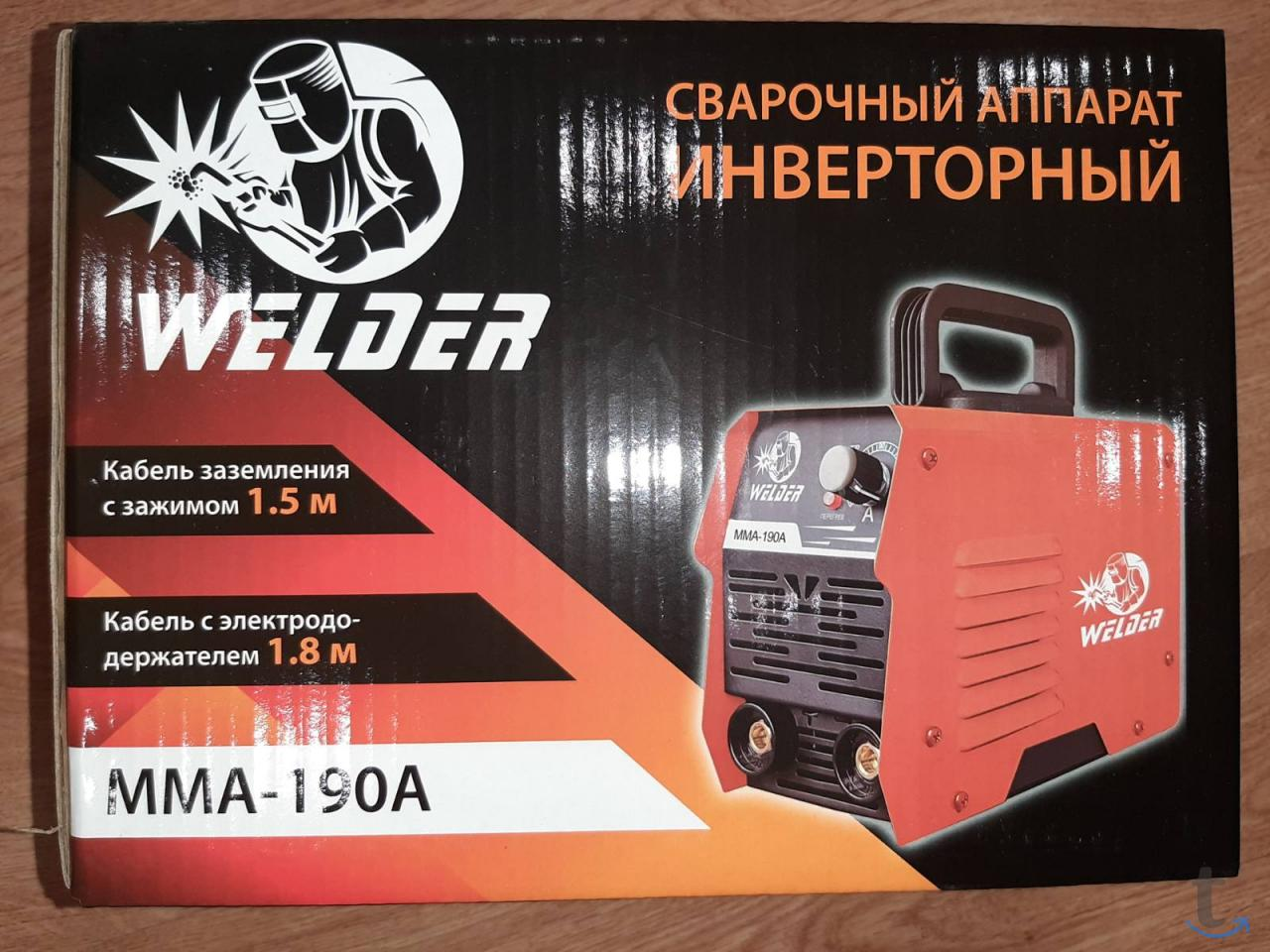 Сварочный аппарат ММА 190А