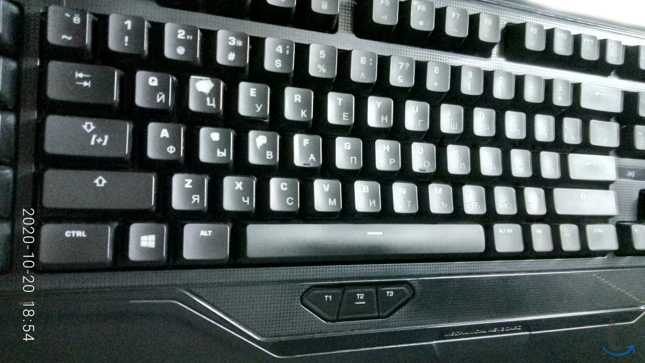 Клавиатура игровая Roccat Ryos M...