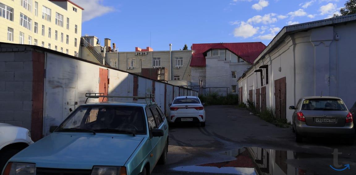 Капитальный гараж в центре Уфы