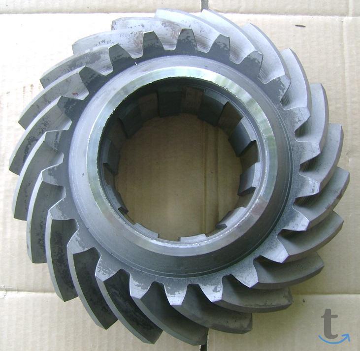 Производство зубчатых колёс и ше...