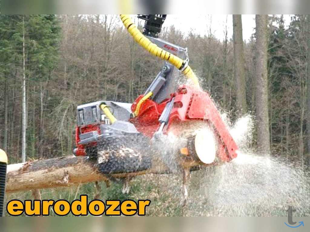 Харвестерная головка Log Max 700...