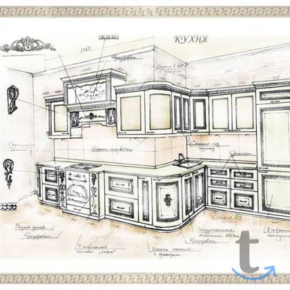 Мебель по дизайн-проектам