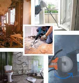 Демонтажные работы любой сложнос...