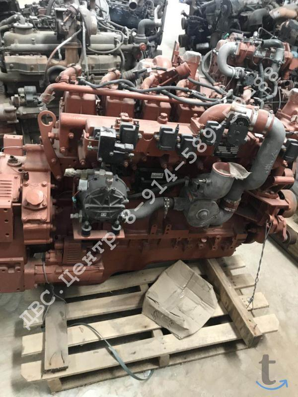 Двигатель метановый YC6MK385N-40...