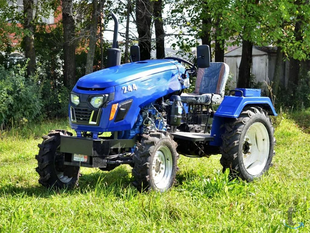 Трактор Чувашпиллер Т-244 28 л.с.