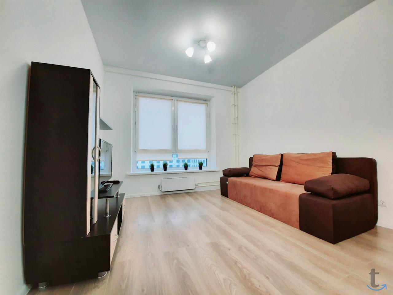 Сдаю посуточно двухкомнатную квартиру в новом доме.