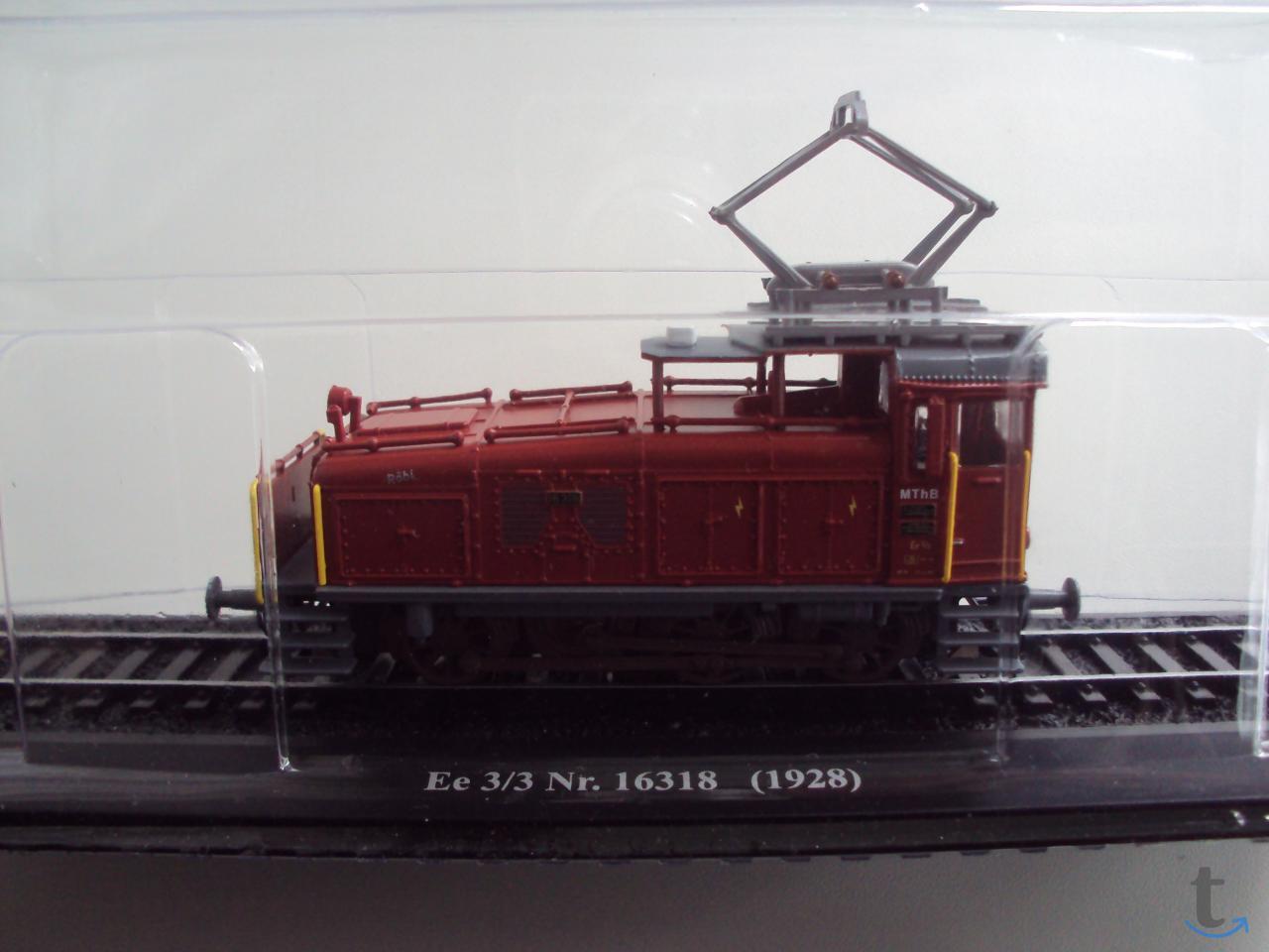 Локомотив Nr.16318 (1928)