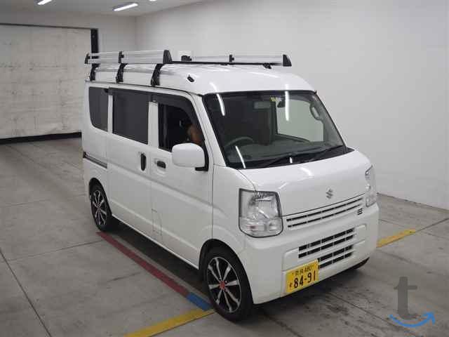 Микровэн Suzuki Every минивэн ку...