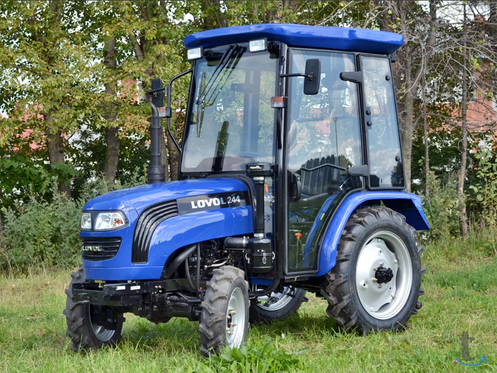 Трактор Lovol TE-244 с кабиной