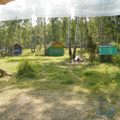 База отдыха на оз. Сугояк