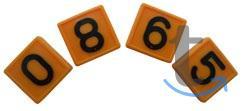 Номерной блок для ремней (от 0 д...