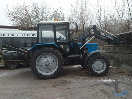 Предлагаю в аренду трактор МТЗ-82