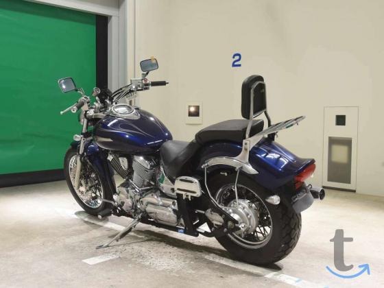Мотоцикл круизер Yamaha Dragstar...