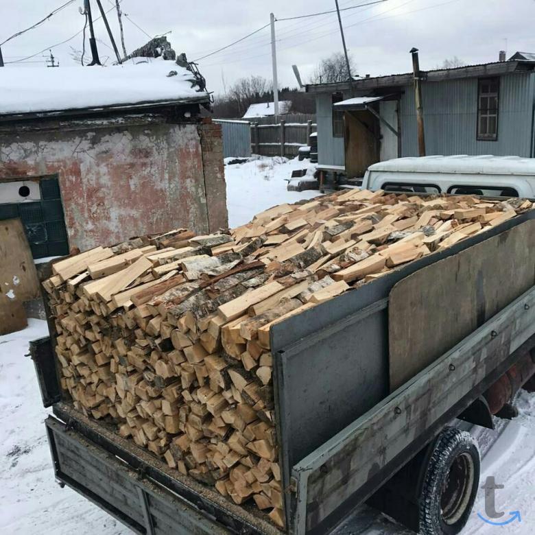 Берёзовые дрова в красногорске и...