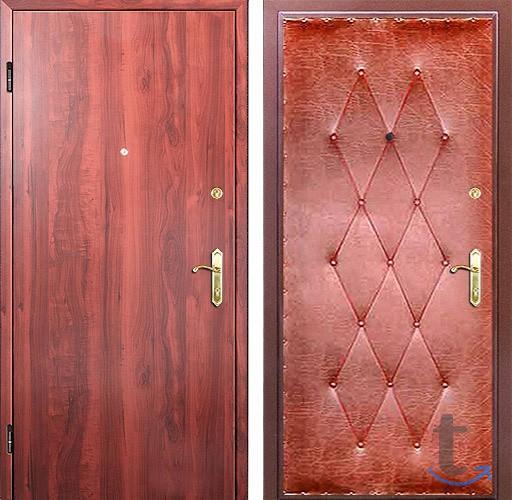Металлические двери в балашихе щ...
