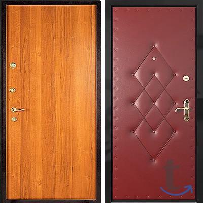 Металлические двери в красногорс...