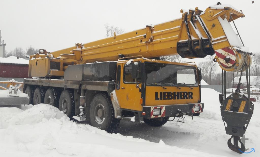 Продам автокран Либхерр Liebherr...