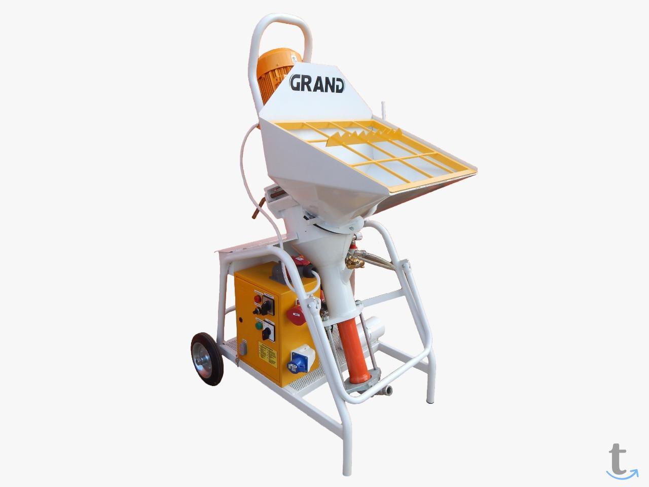 Штукатурная станция Grand 1 Alpha