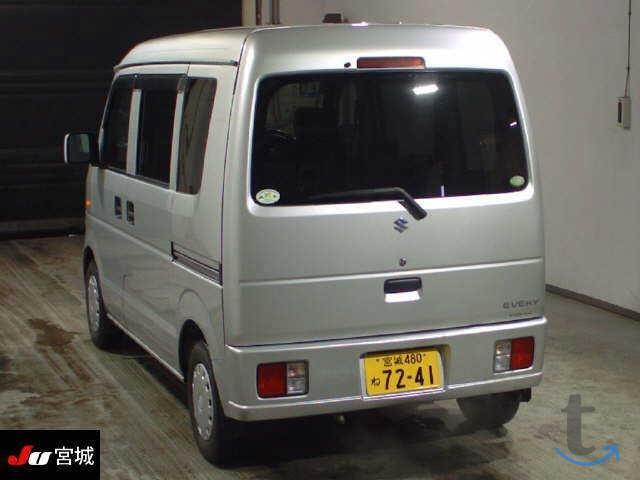 Микроавтобус Suzuki Every кузов ...