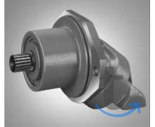 Гидромотор A2FM56 Bosch Rexroth