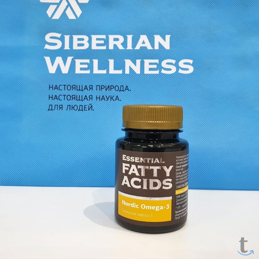 Северная омега-3 - Essential Fat...