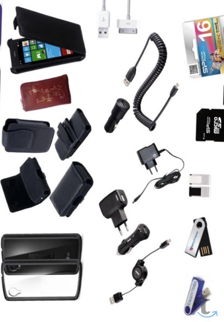 Аксессуары к сотовым телефонам