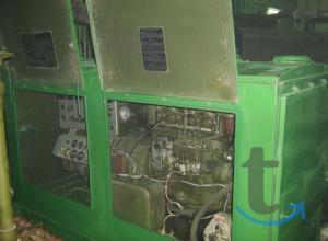 Дизель-генератор (электростанция...