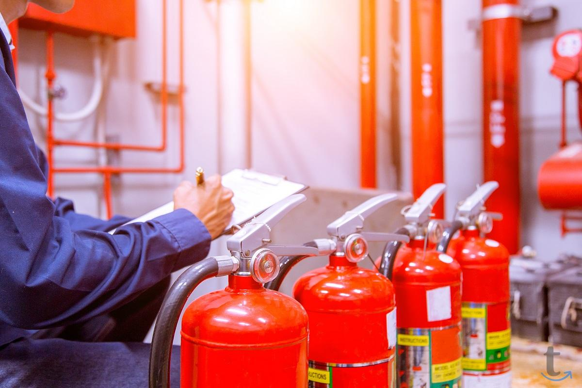 Обучение на Зарядчика огнетушителей