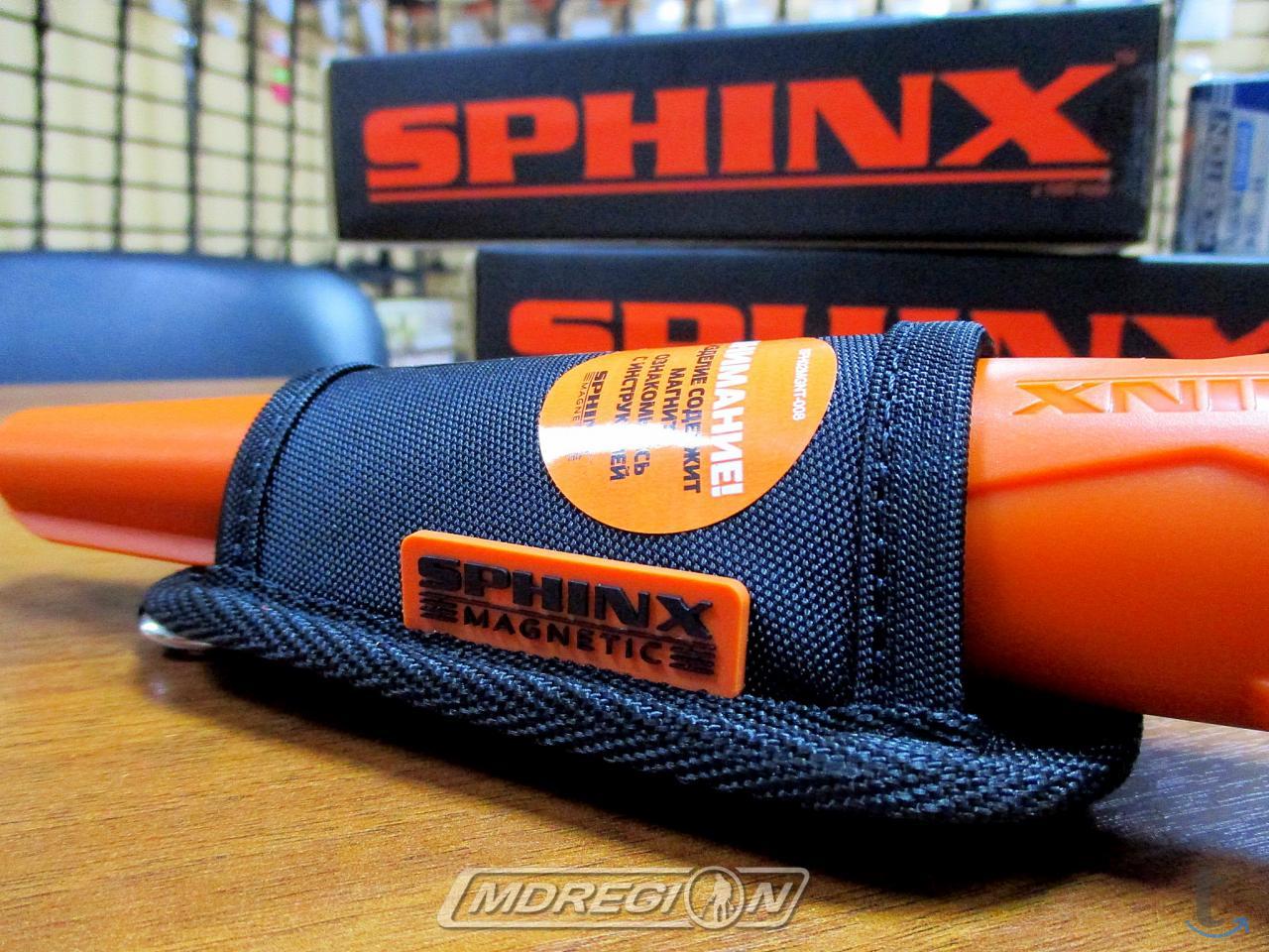 Металлодетектор SPHINX 02 ORANGE...