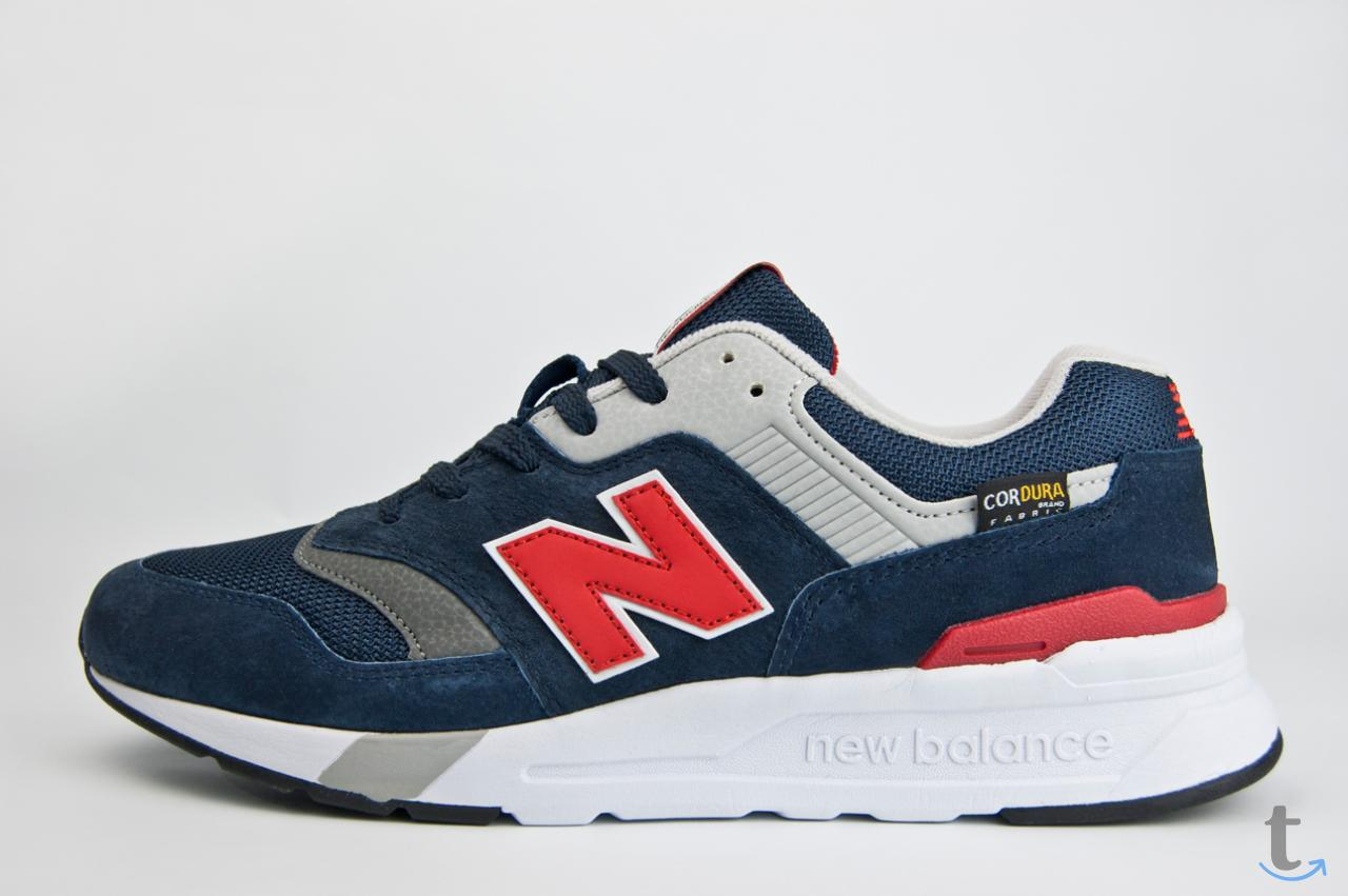Кроссовки New Balance 997 Navy /...