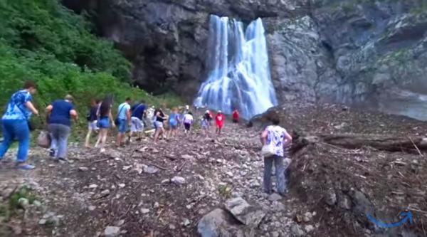 Экскурсия из Сочи в Абхазию   Те...