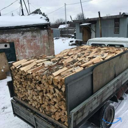 Берёзовые дрова в апрелевке наро...