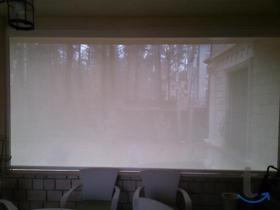 Защитные шторы для беседки, вера...