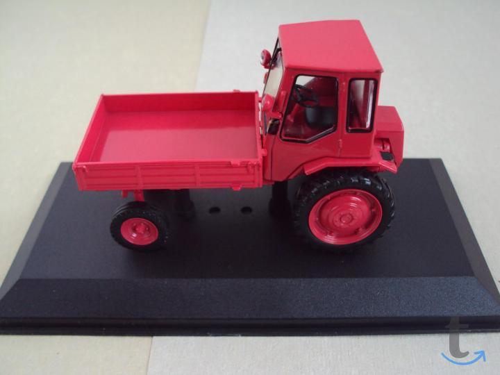Модель. Трактор Т-16