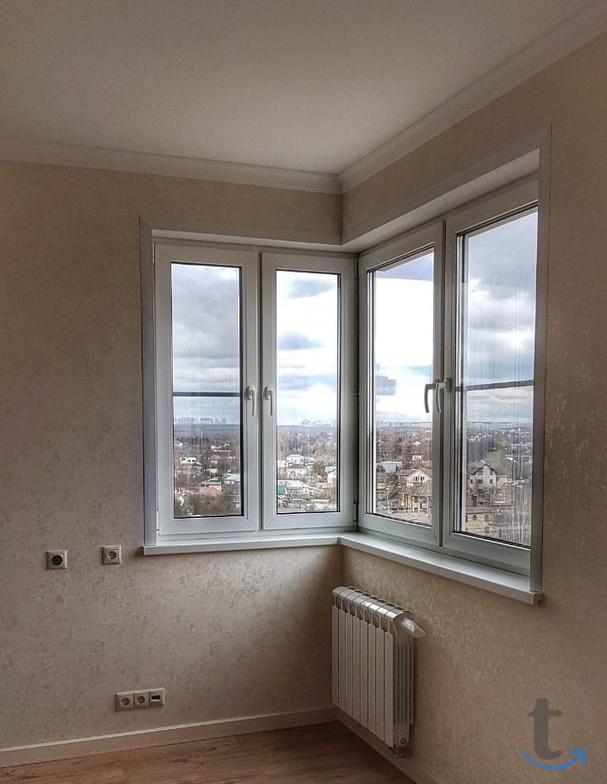 Остекление балконов ,лоджий.Окна...