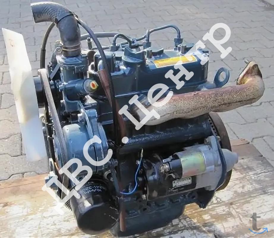 Двигатель Kubota D722 контрактный