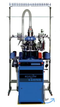 Чулочно-носочные машины Hijecom