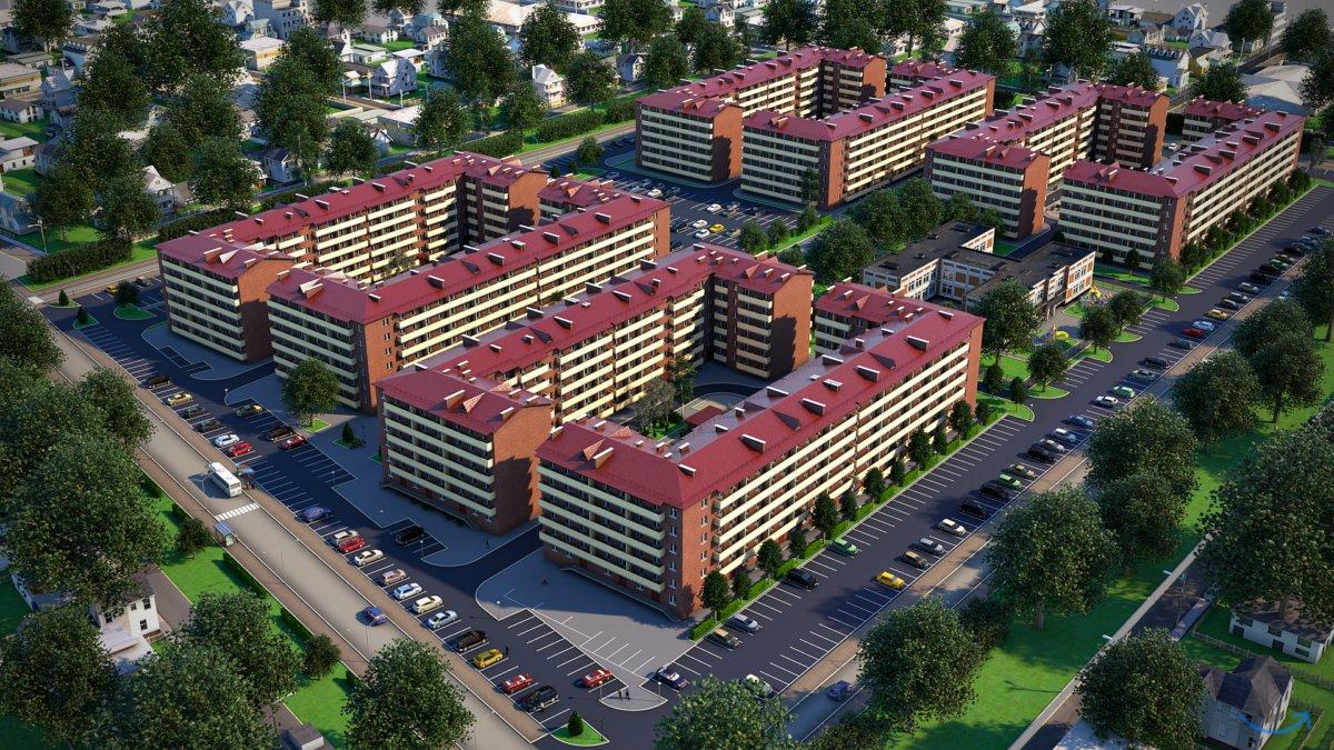 2 квартира, Новая адыгея, ул. ул. Бжегокайская.
