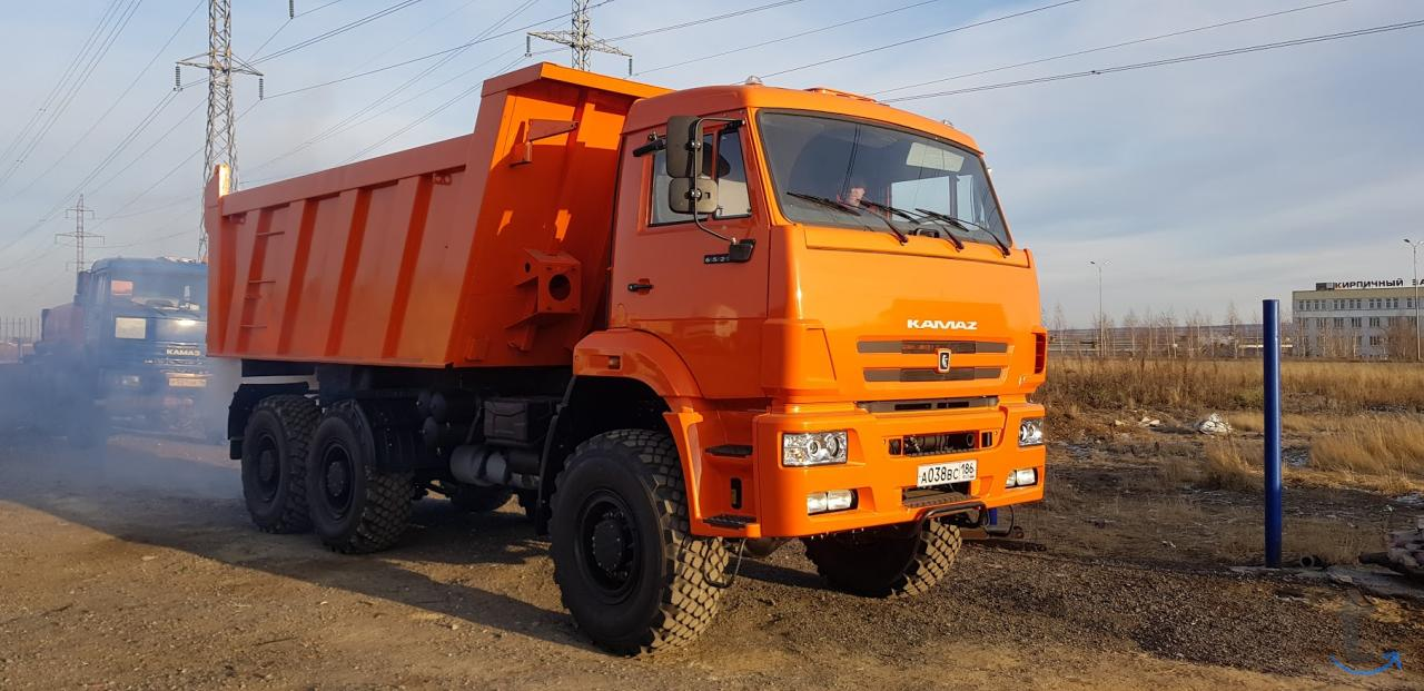 КАМАЗ 65222